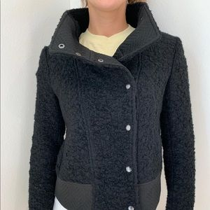 Banana Republic Black Jacket Size US 6.